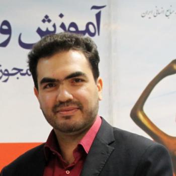 مهندس حسین زاهدی( دبیر انجمن آموزش و توسعه منابع انسانی)